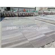 木纹石厂家大量供应灰木纹工程板