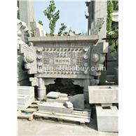 石香炉供桌石鼎寺庙雕刻佛台