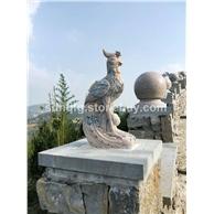 石雕凤凰石雕动物石雕龙石雕大象