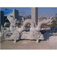 石雕龙石龙青石雕塑龙神兽石雕各种动物雕刻