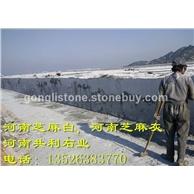 芝麻白石材价格_河南芝麻白石材