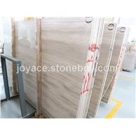 买白木纹大理石板首选嘉岩石材