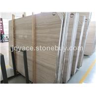 1.8cm厚超白底白木纹大板