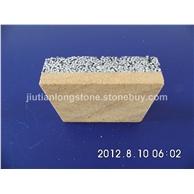 澳洲砂岩大理石节能保温装饰一体化复合板(发泡水泥聚苯板:防火A级)