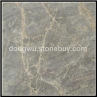 维纳斯金大理石 灰金色天然大理石 批发大板 荒料 线条