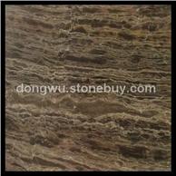 咖啡大理石 天然大理石 棕色天然大理石 批发大板 荒料