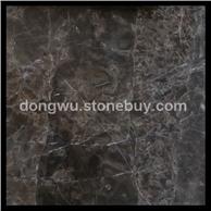 啡网皇 咖啡色天然大理石  大理石出口 工艺品 地砖 墙砖