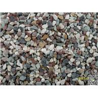 五彩石 水池石  金鱼石
