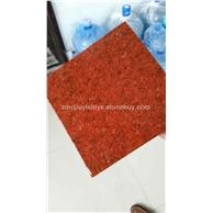 中国红染色板