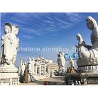 各类石雕佛像加工制作安装