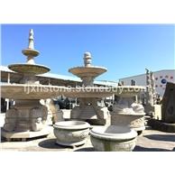 石材喷水池雕刻品