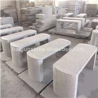芝麻白-石椅