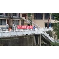 汉白玉 栏板浮雕工程案例