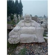 青石佛像雕刻