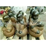 石材人物雕刻