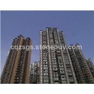重庆巴南区外墙石材干挂外墙花岗岩制作安装重庆航鸿幕墙装饰设计有限公司