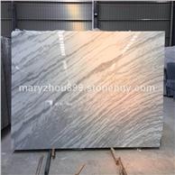 天然大理石 雪花白大理石 白色条纹大阪 桌面 背景墙 大理石橱柜面板厂家直销批发