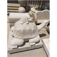 白麻石雕烏龜