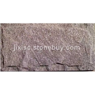 粉石英蘑菇石