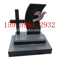 石雕西式墓碑 欧式墓碑 出口墓碑
