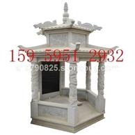 石雕墓碑亭子 大型墓碑雕刻 中型墓碑雕刻定制