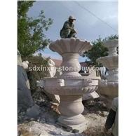 花岗岩石材雕刻  花瓶
