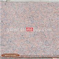 枫叶红机刨花岗岩 枫叶红站台帽石 枫叶红站台板