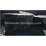 黑金钻矿山原石