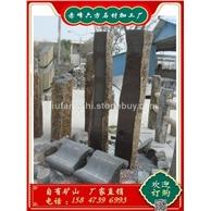六方石-玄武岩-蒙古黑-立柱