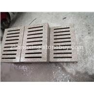 黄锈石下水道盖板,水篦子,白锈石下水道盖板