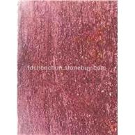 紫红麻光面