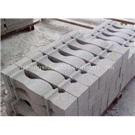 異型石材 芝麻灰異型石材
