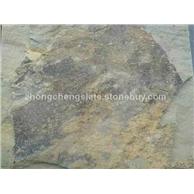 江西銹石板巖蘑菇石