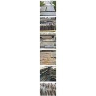 老青石板、流水板